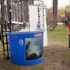 Splashing could be heard all day at the dunk tank supplied by the NMC Student Veterans of America group.