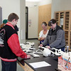 As always, classrooms in the Health & Science building were open with displays and demonstrations.
