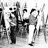 1958-1959 - Art painting