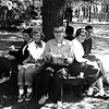 1957 - Fall picnic at the Senior Center