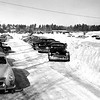 1958-1959 - Parking in winter