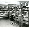 1950 - Paperback Library in NMC Administration Building