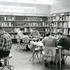1950 - Studying in NMC Library Administration Building