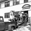 1955 - Moving from airport building to campus