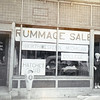 1951 - Pre-Benefit Rummage Sale on East Front Street