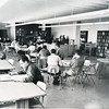 1950 - Studying in the NMC Library Administration Building