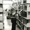 1960s - NMC Osterlin Library student