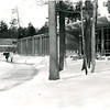 1960s - NMC Osterlin Library winter scene before addition