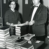 1960s - NMC Osterlin Librarians Rebecca Mericle and Bernie Rink