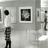 1967 - Art Display in NMC Library Lobby