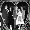 1960 - Winter formal with Roy Arnoldt