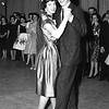 1961 - Homecoming couple Lyle DeYoung & Susan Bickle