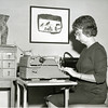1960s - NMC Osterlin Library Lois Sleder Library Technician