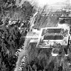 1961 - Aerial shot of campus