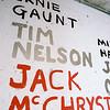 1976 - Graffiti in tunnel