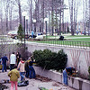 1982 - Campus clean-up