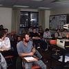1980 - Communications class, Joe Dionne