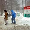 2003 - A snowy walk
