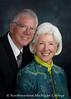 NMC Fellows, 1997:  Barbara and Dudley Smith III