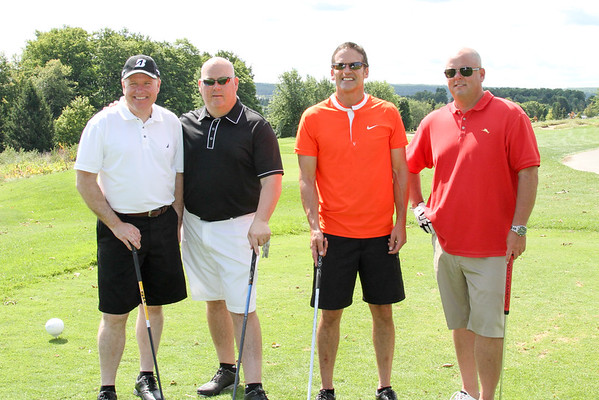 2015 Scholarship Open Golf Outing - The Wolverine