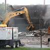 West Hall Demolition