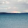 Grand Traverse West Bay rainbow
